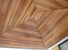 Cedar lined Alfresco Perth