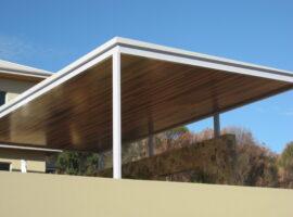Cedar lined Freestanding Alfresco Perth Hills (2)