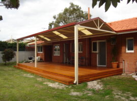 Colorbond Gable Patio Bullsbrook (2)