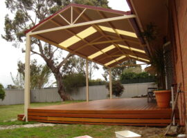 Colorbond Gable Patio Bullsbrook