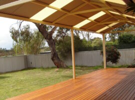 Colorbond Gable Patio Bullsbrook (3)