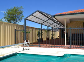 Corrugated Polycarbonate Patio Darch (2)