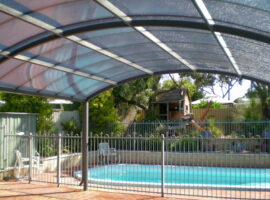 Multiwall Polycarbonate Dome Padbury (2)
