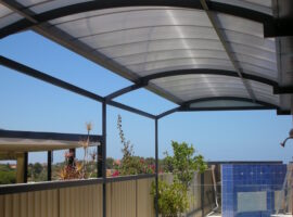 Multiwall Polycarbonate Dome Patio Hillarys
