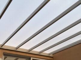 Multiwall Polycarbonate Rafter Setup Cottesloe