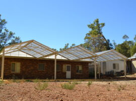 Polycarbonate Triple Gable Patio Mundaring