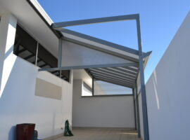 Spanbar Enclosure Multiwall Polycarbonate Cottesloe (2)